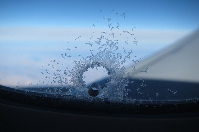 Why Do All Airplane Windows Have A Tiny Hole In Them?