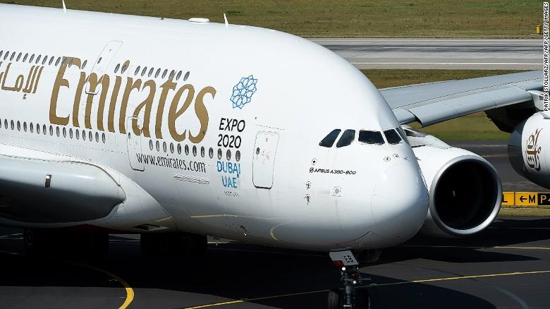 Emirates completes world's longest nonstop flight