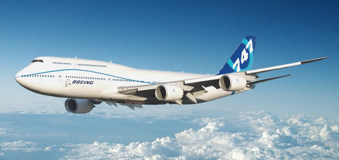 13 Things you didn't know about the Boeing 747