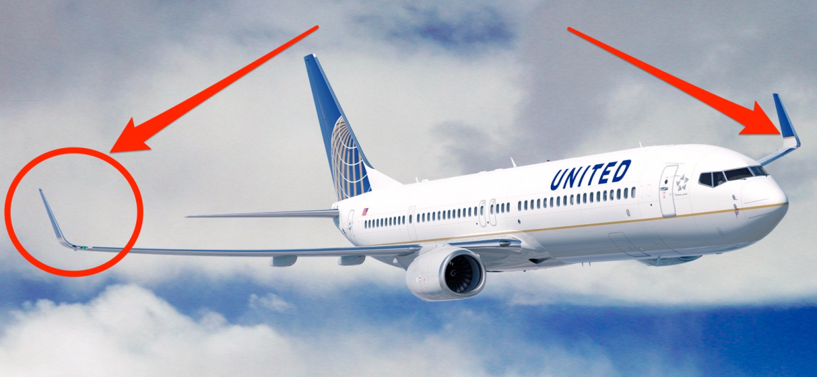 Here's the simple reason planes have winglets