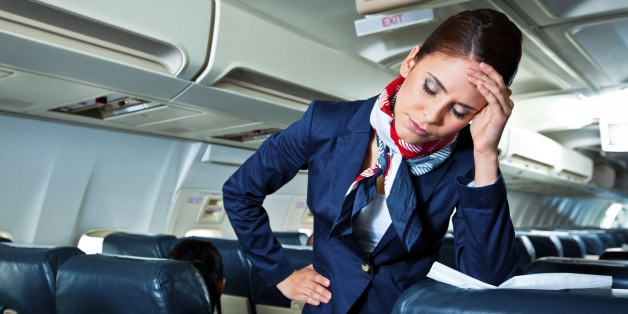 12 Things You Need to Stop Doing on a Plane