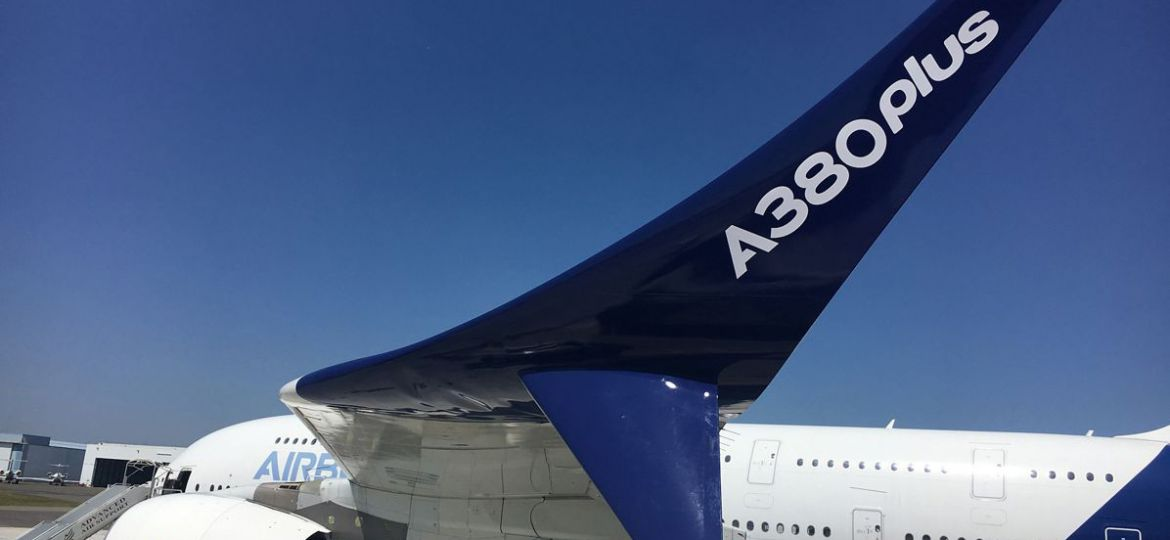 New a380 cabin squeezes 11 seats into each row in economy