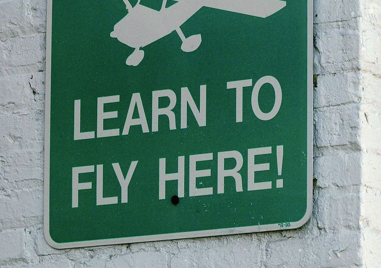 The Problem With Flight Training