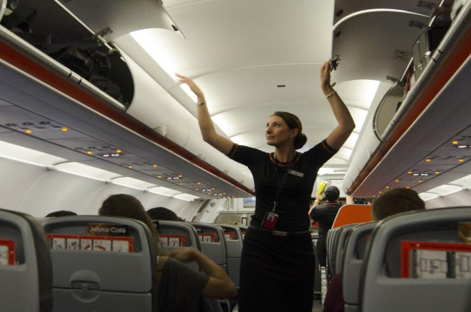 Why flight attendants prefer to work in economy over first class ?!