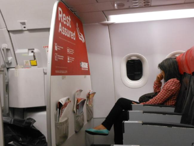 How to get the best seat on an airplane, according to a flight attendant
