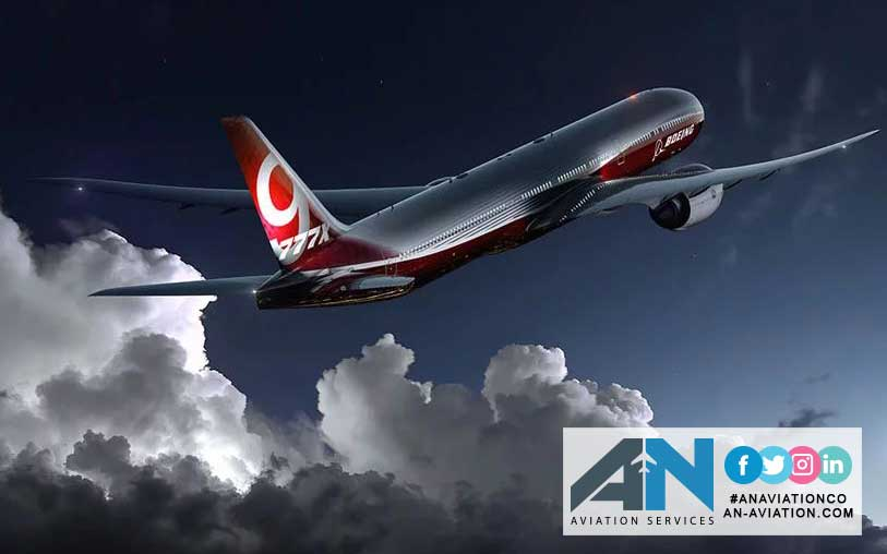 boeing 777x will have futuristic foldable wings in order to fit into gates