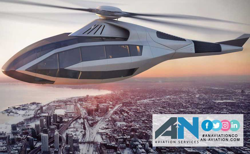 Behold the Bell Concept Helicopter of the Future
