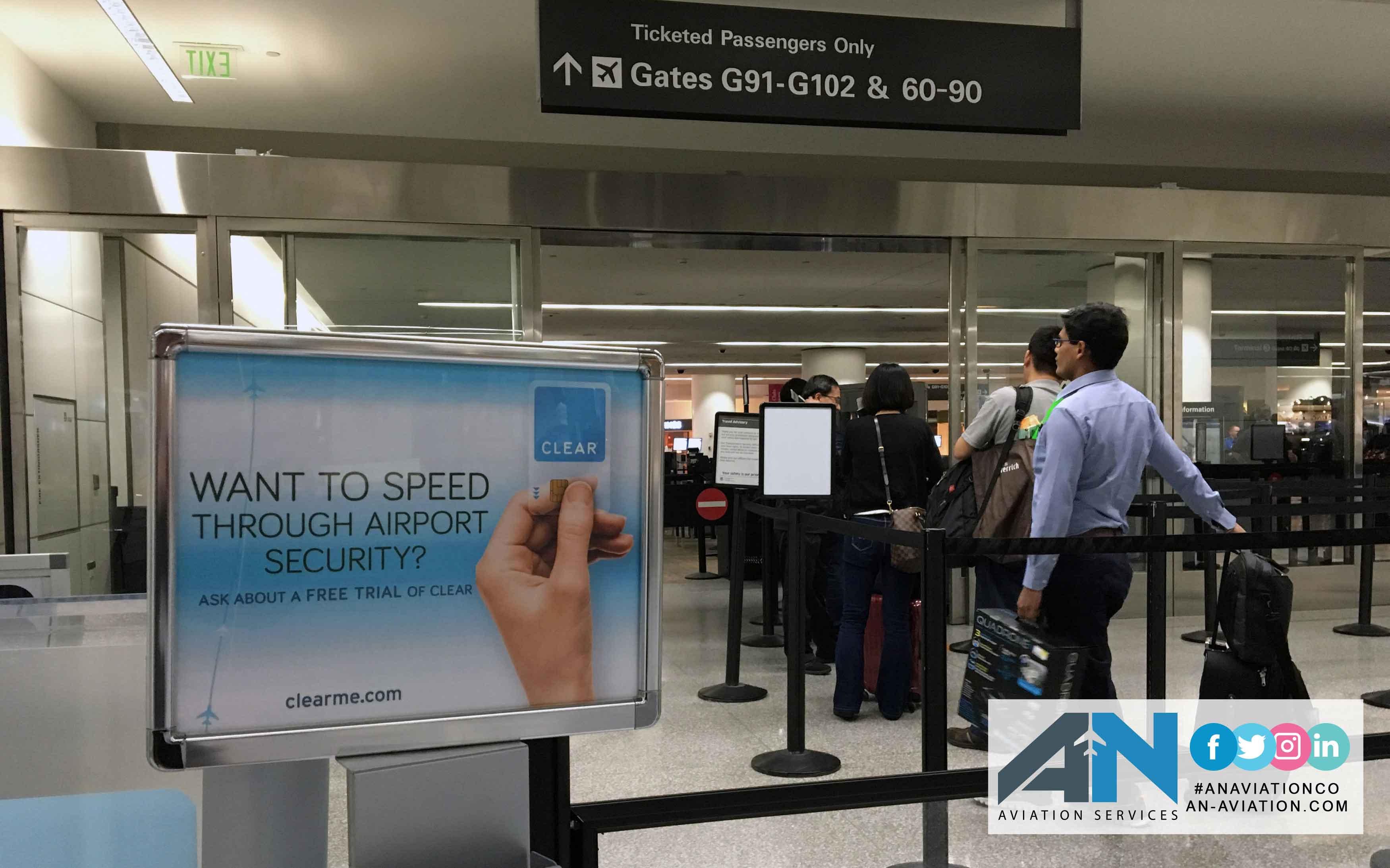 This startup wants to help you speed through airport security lines