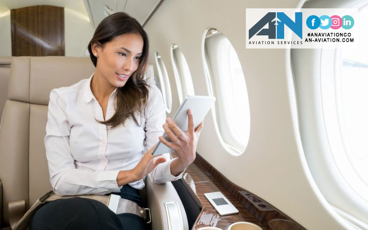 A New World of Airline Travel