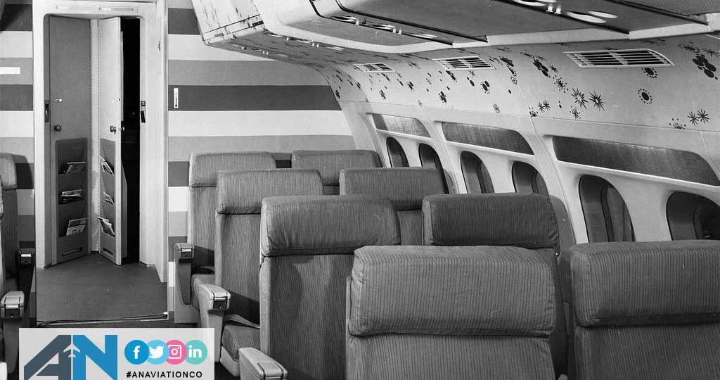 Aviation Safety: Evolution of Airplane Interiors