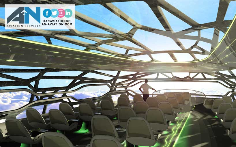 airbus 2050 concept aircraft