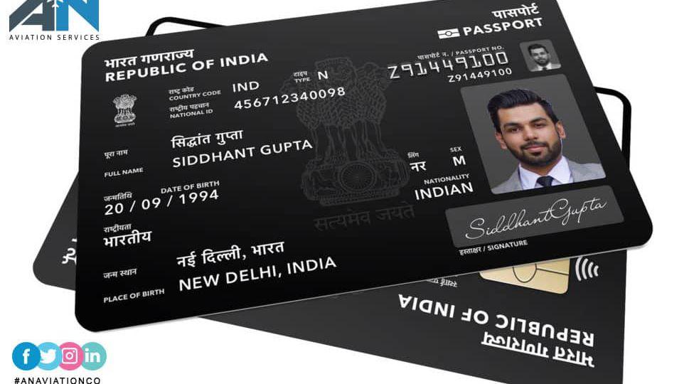 The Digital Passport—Concept