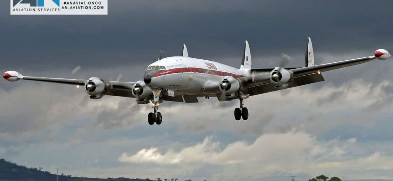 Super Connie plane: Rebirth of an Australian legend