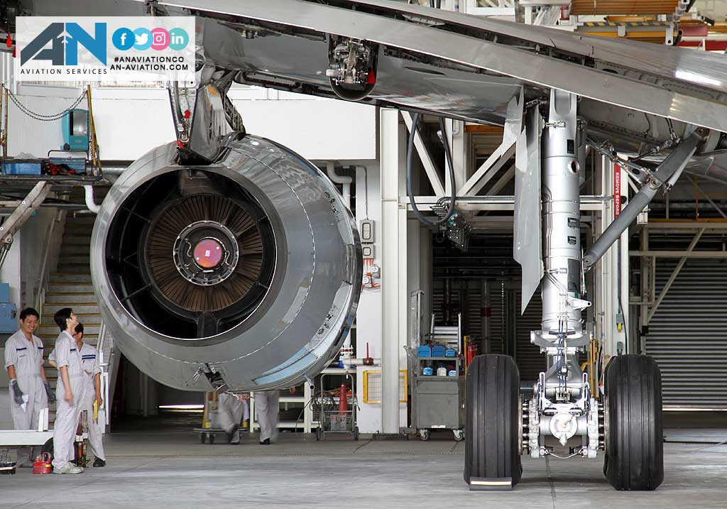 A day in the life of an aircraft mechanic