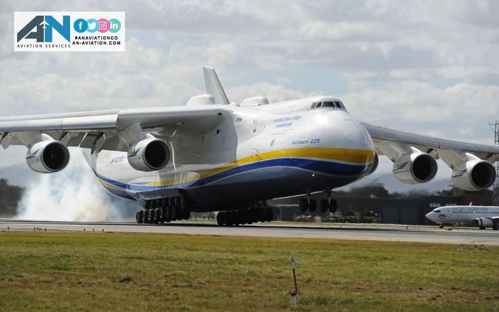 Antonov An-225: World's biggest unfinished airplane lies hidden in warehouse