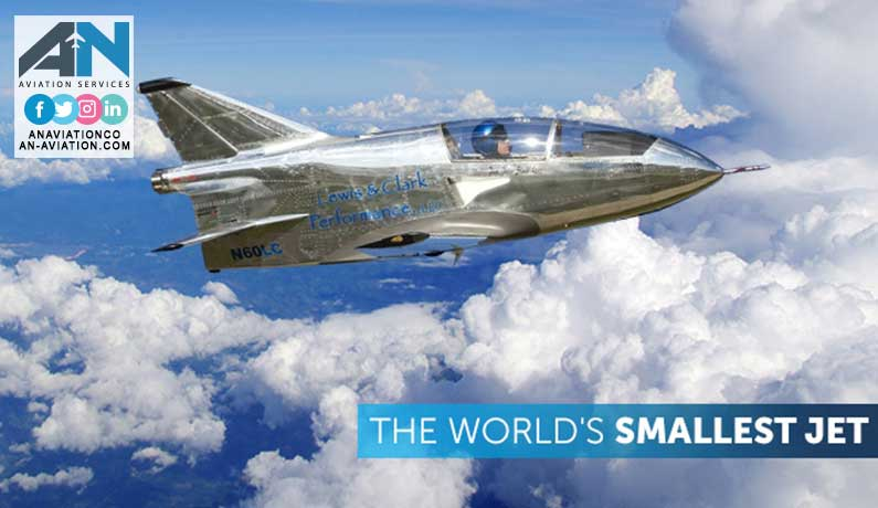 The world's smallest jets BD-5 or FLS Microjet