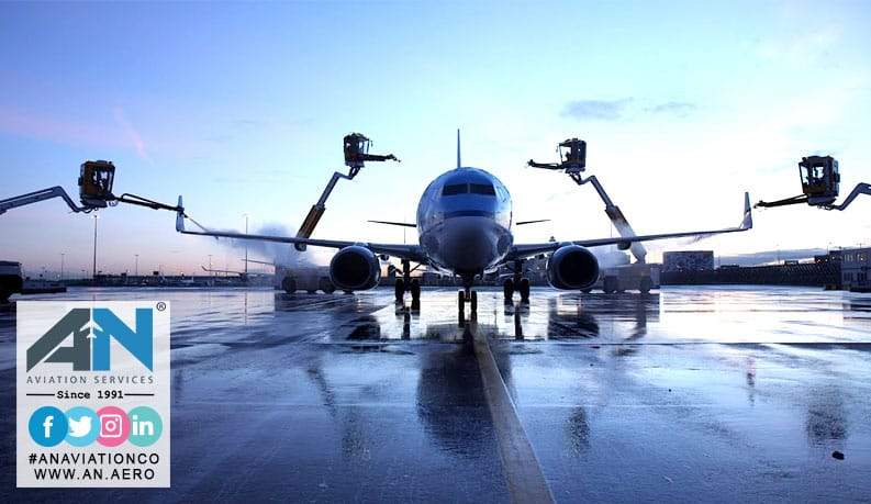Aircraft De-Icing How It Works ?