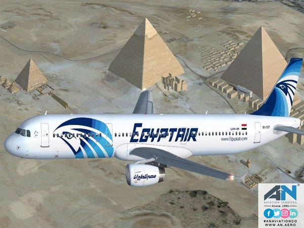 EgyptAir Announces Cairo To Washington DC Route Operated By Their New 787's