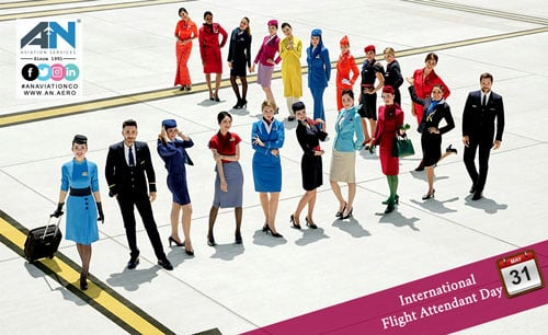 International Flight Attendant Day 2019