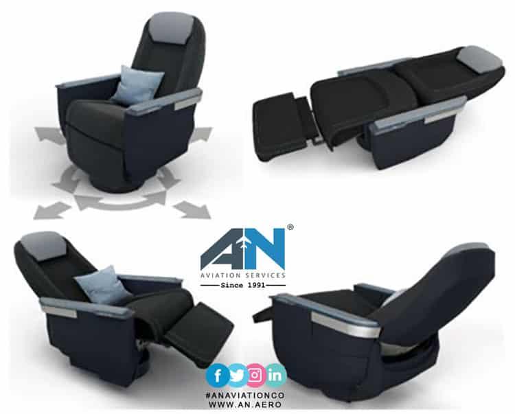 Next-Generation Evolution Seat
