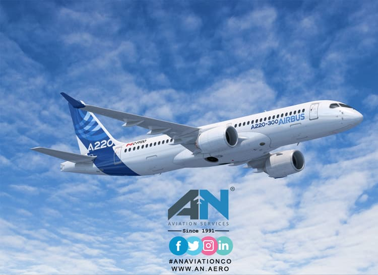 Airbus-A220-300 neo
