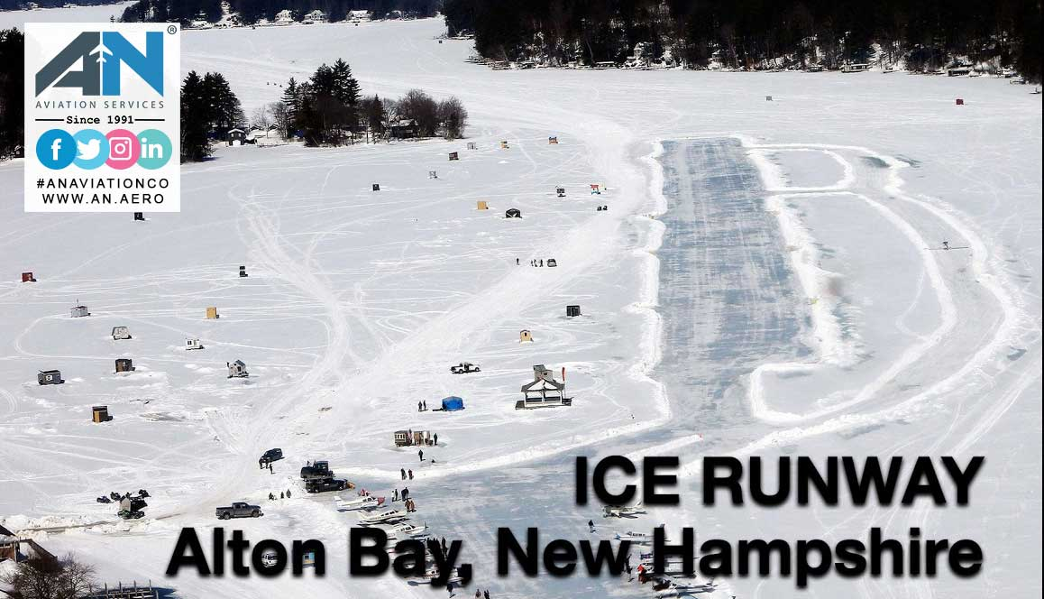 Ice Runway Registered & Approved by FAA