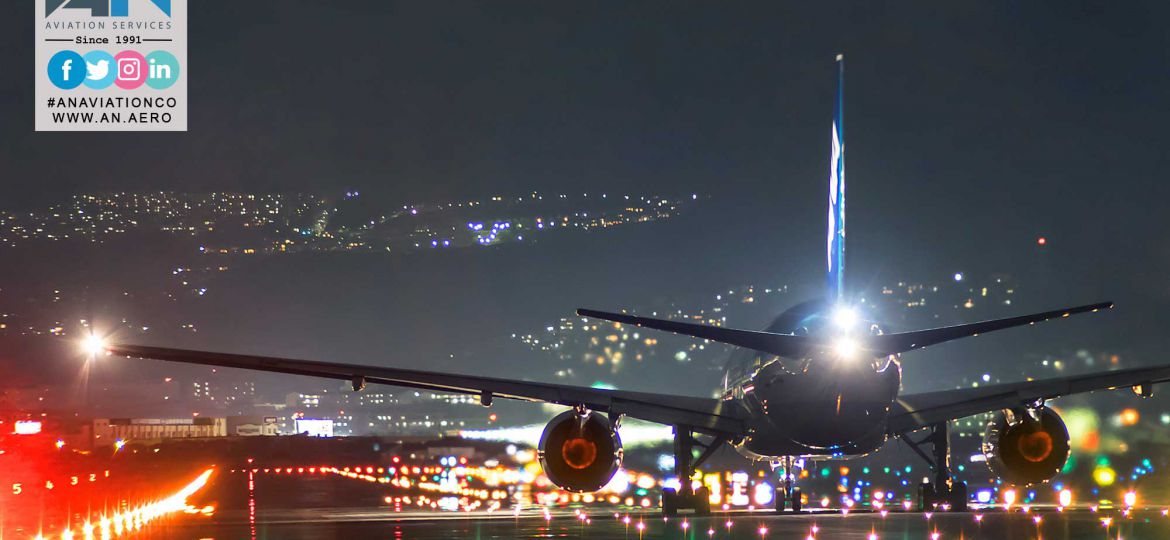 Runway Lights Color & Spacing Explained