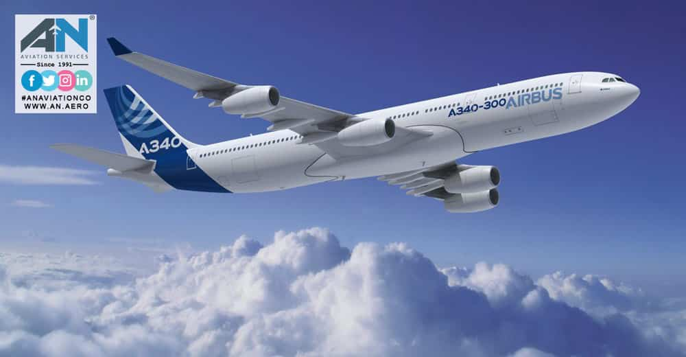 Airlines Cut Airbus A340 Takeoff Length With Mathematics