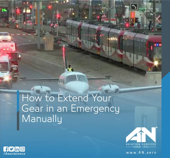 How to Manually Extend Your Gear in an Emergency