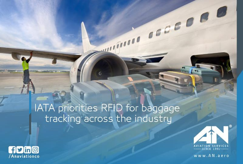 IATA priorities RFID for baggage tracking across the industry