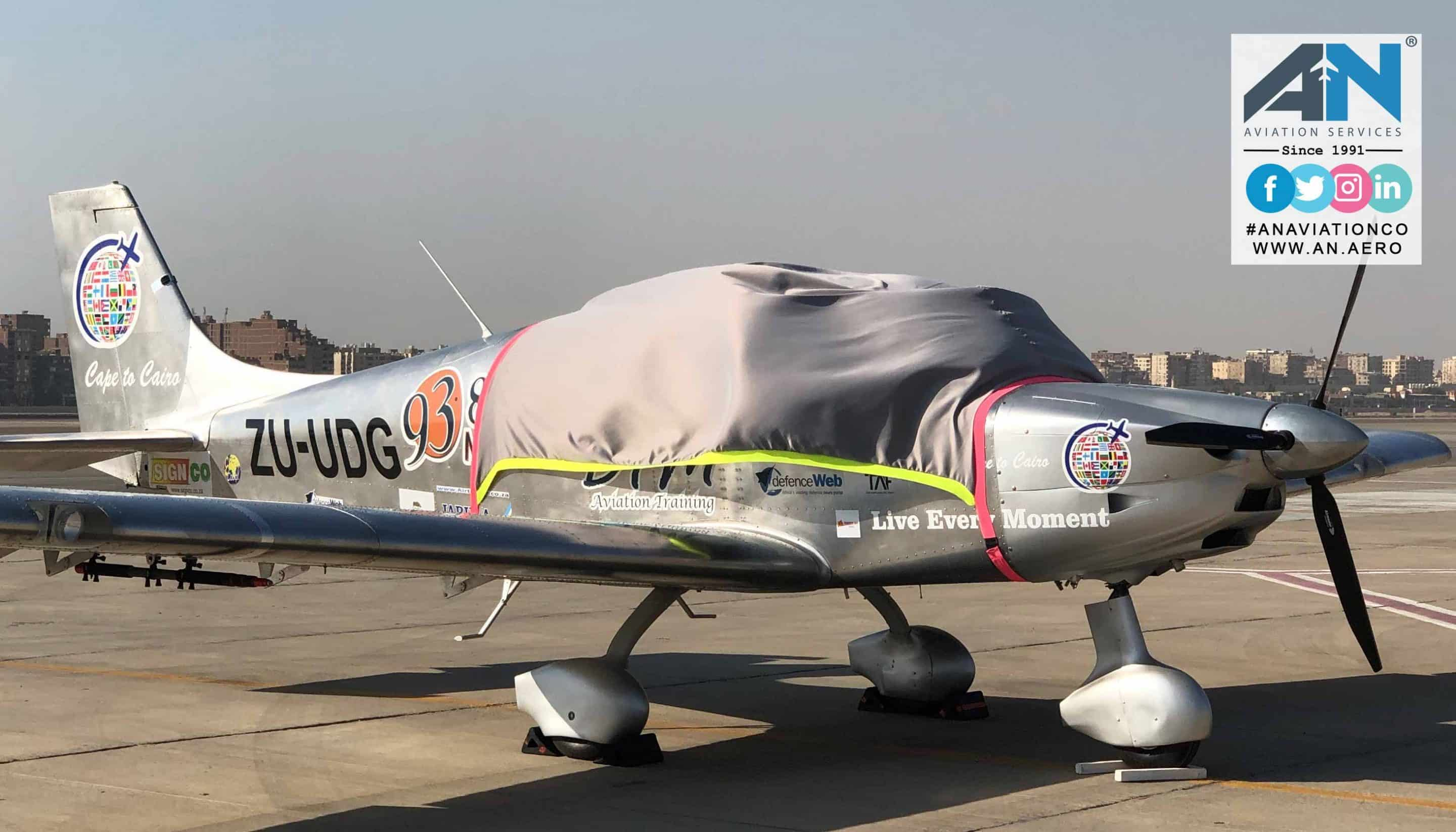 South African Teens Fly From Cape to Cairo in a Self-Assembled Plane