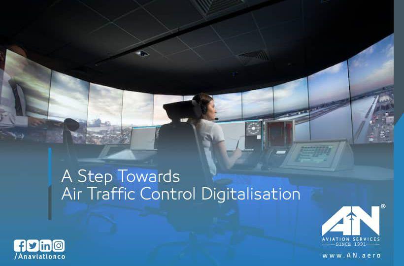 A Step Towards Air Traffic Control Digitalisation