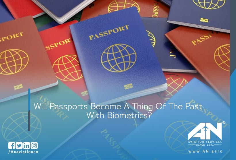 Will Passports Become A Thing Of The Past With Biometrics?