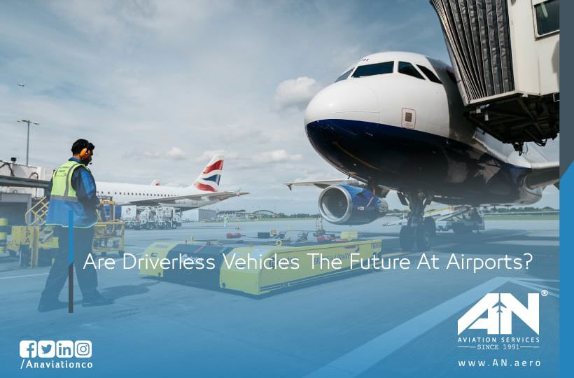 Are Driverless Vehicles The Future At Airports?