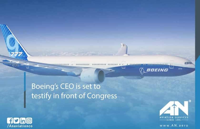 Boeing's CEO