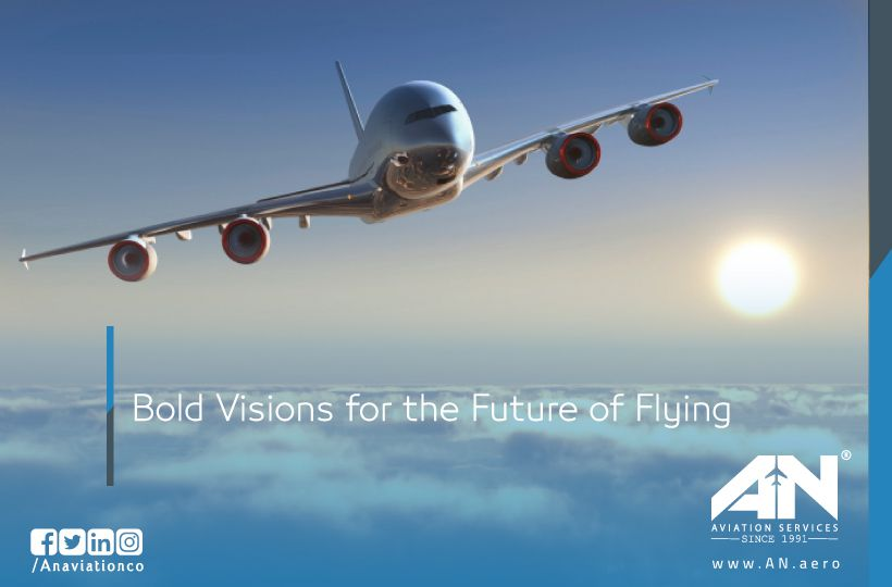 Bold Visions for the Future of Flying