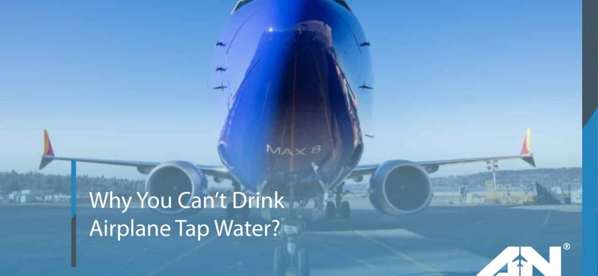 Airline Tap Water