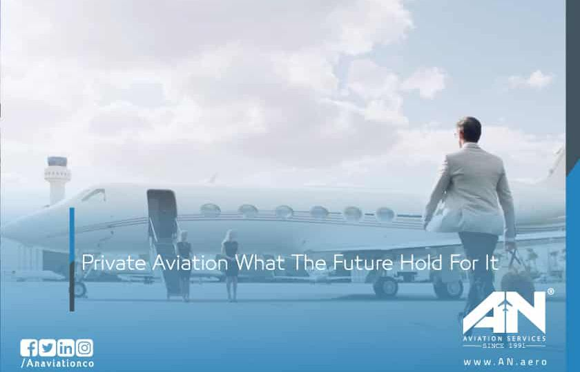 Private Aviation What The Future Hold For It
