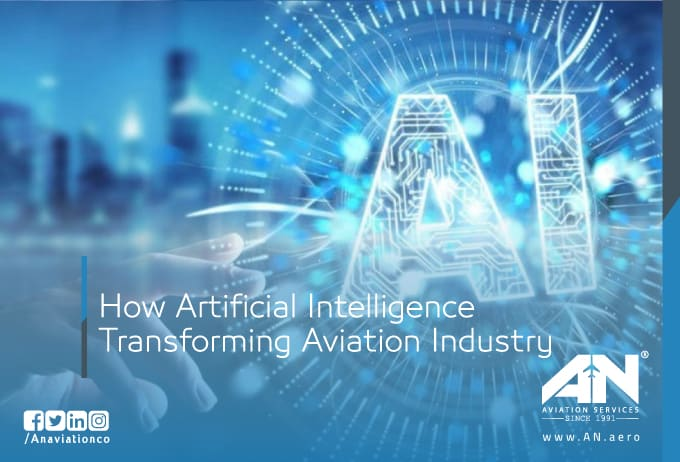 How Artificial Intelligence Transforming Aviation Industry