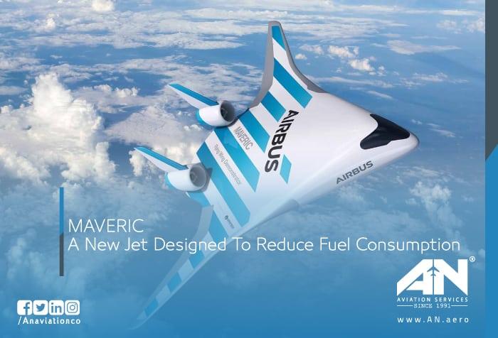 MAVERIC A New Jet Designed To Reduce Fuel Consumption