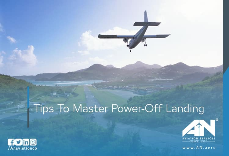 Tips To Master Power-Off Landing