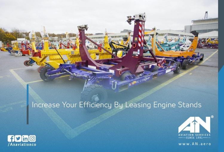 Increase Your Efficiency By Leasing Engine Stands