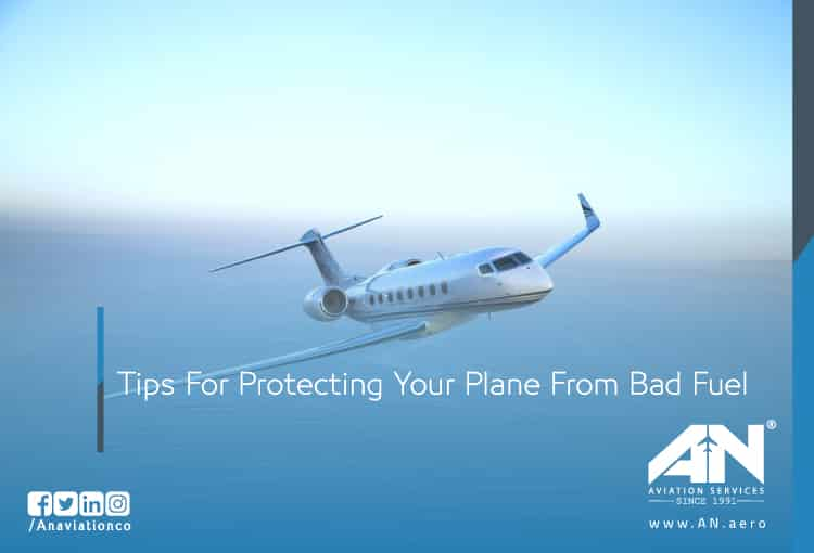 Tips For Protecting Your Plane From Bad Fuel