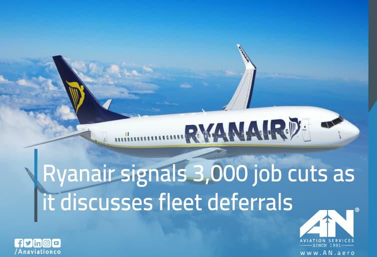 ryanair job cuts