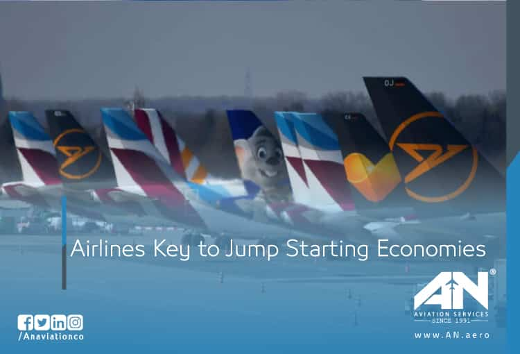Airlines Key to Jump starting Economies