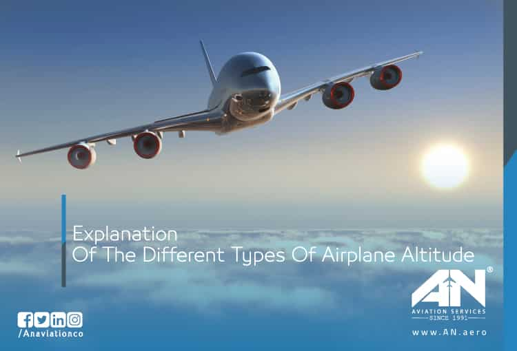 Explanation Of The Different Types Of Airplane Altitude