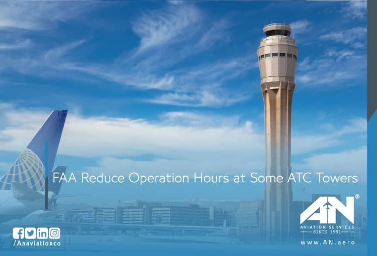 FAA Reduce Operation Hours at Some ATC Towers