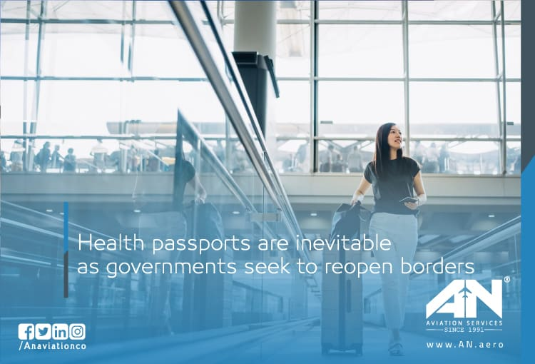 Health passports are inevitable as governments seek to reopen borders