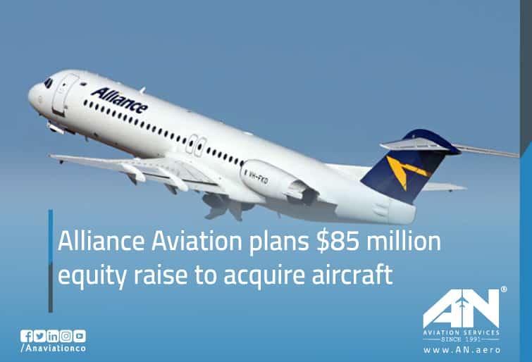Australia's Alliance Aviation