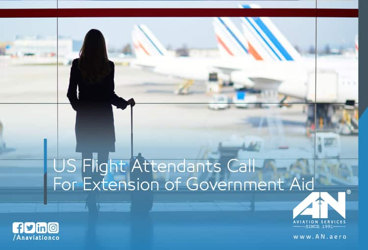 US Flight Attendants Call For Extension Of Government Aid